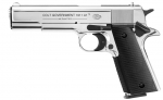 Colt Government 1911 A1 cal. 9 mm P.A.K. - polished chrome